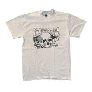 No Escape 2 Tee White