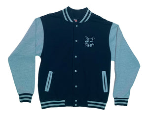 SpaceBall baseball jacket Navy