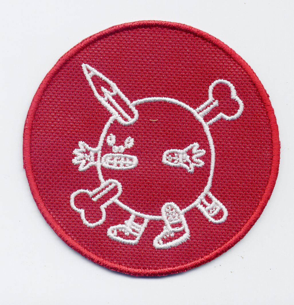 James Enox Space Ball patch