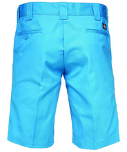 Load image into Gallery viewer, DICKIES 11 INCH SLIM STRAIGHT WORK SHORT BLUE SKY