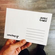 Load image into Gallery viewer, James Enox Card Postal