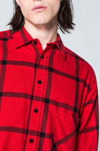 Load image into Gallery viewer, Cheap Monday Squared Flannel Check Shirt