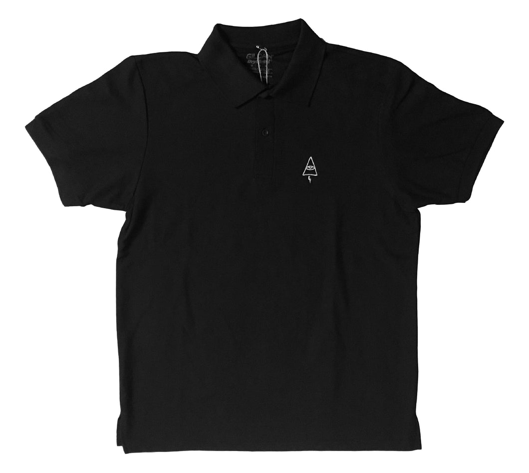 James Enox Eye Polo T-Shirt