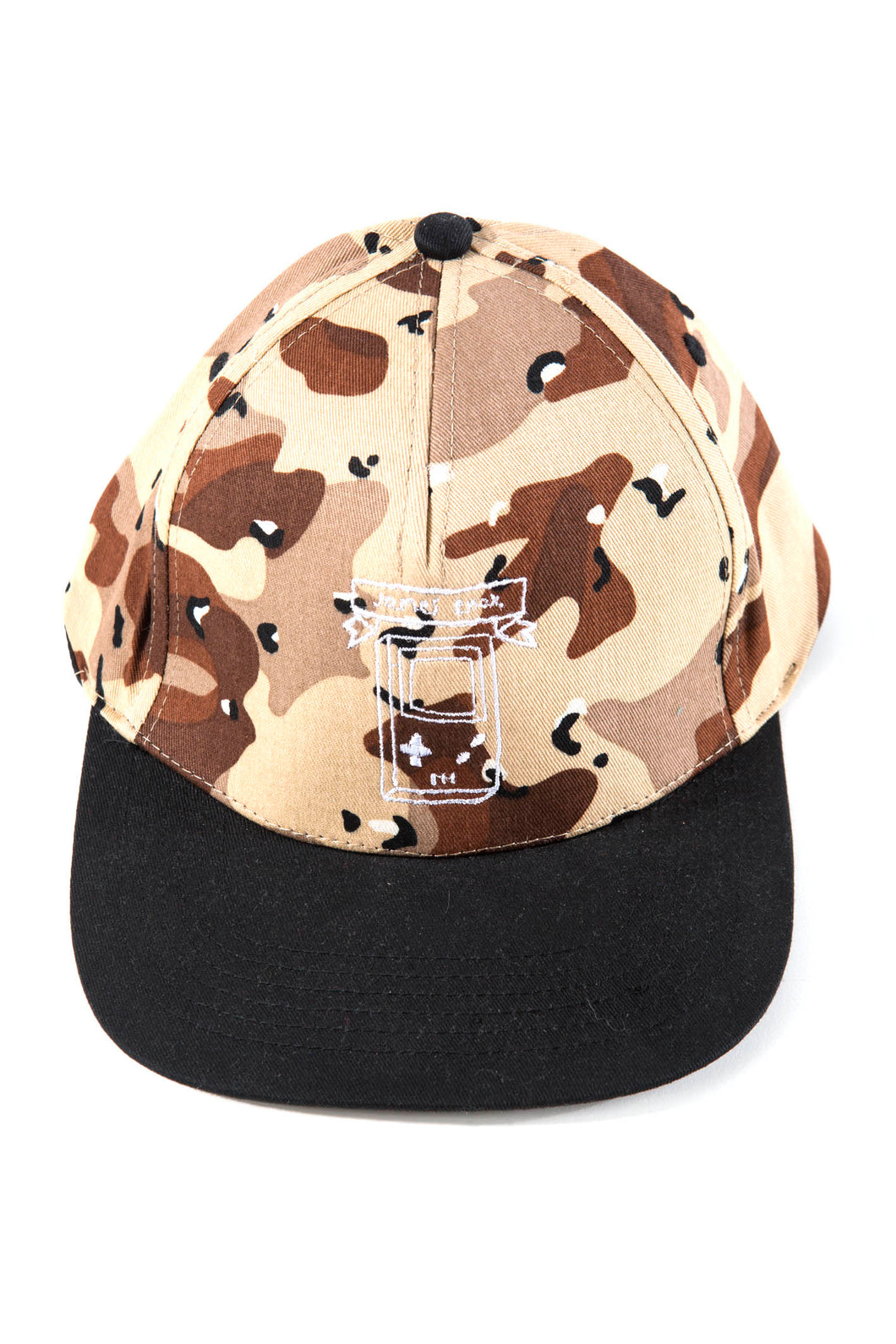 James Enox X Game Boy X   Desert Camo  CAP
