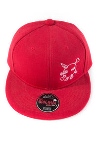 James Enox Space Ball Red CAP