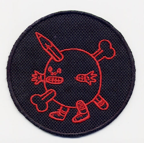 James Enox Space Ball patch III