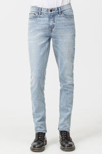 Cheap Monday Sonic Recycled Raid Blue Jeans