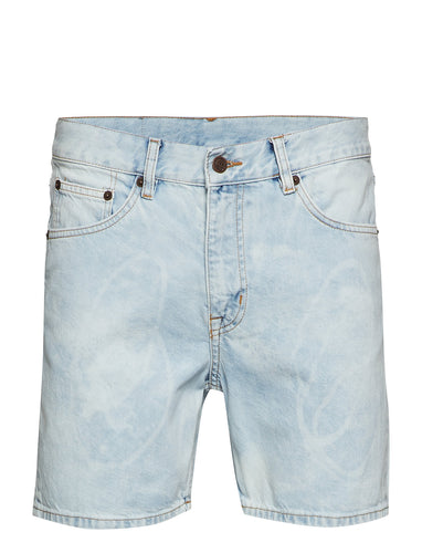Cheap Monday Sonic Shorts Blue Spider