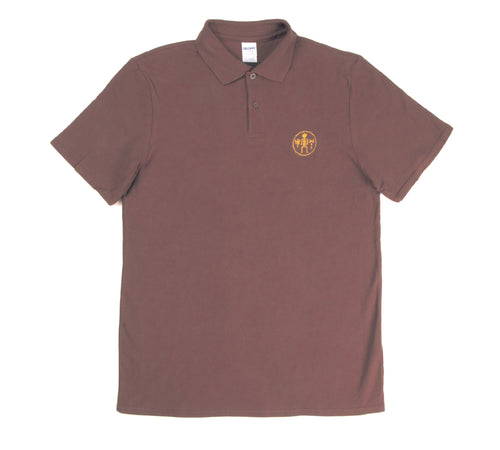 James Enox Love Bones Polo T-Shirt