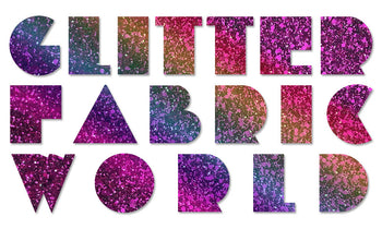Glitter Fabric World