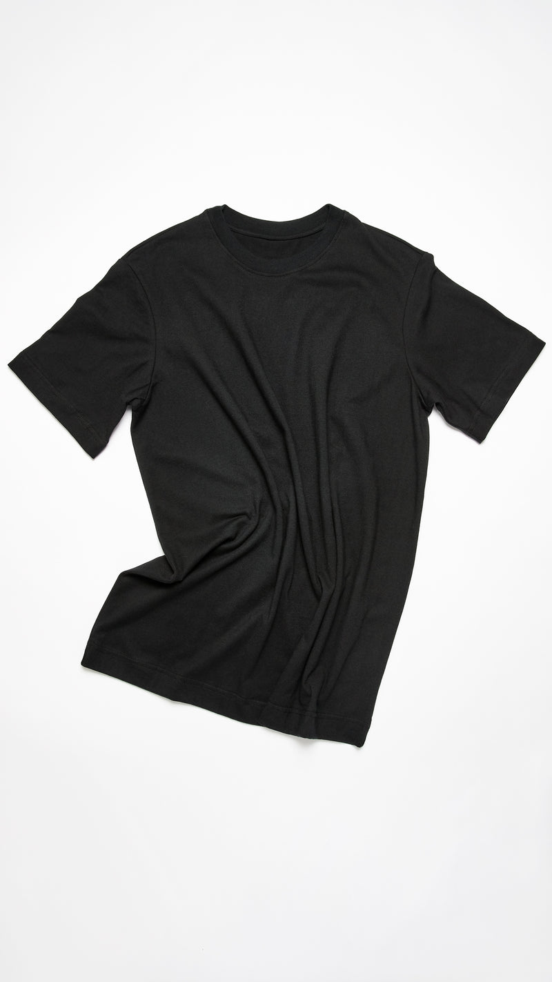 BLACK CORE T-SHIRT