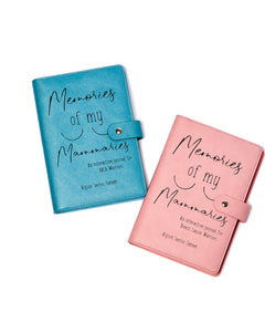 Donate a copy of Memories of my Mammaries