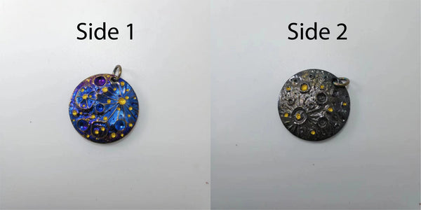 Starry Night Pendant Pre-order