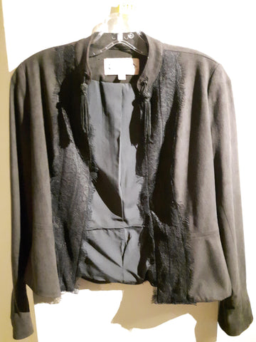 Peplum Jacket by Nanette Lepore - Excellent Used Condition