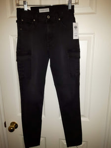 "James Jeans ""Twiggy"" Cargo Jeans - BNWT"