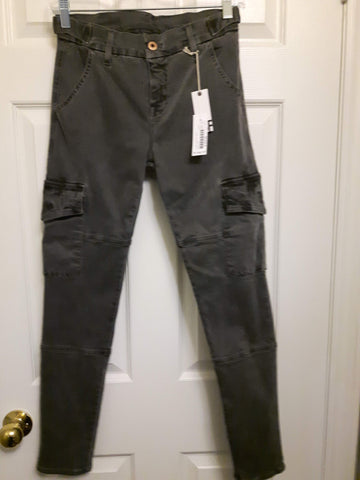 "NSF ""Vincent"" Denim Crop Cargo - BNWT"