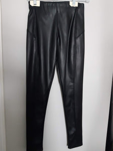 Nordstrom Vegan Leather Leggings - BNWT