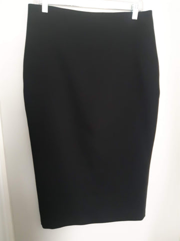 "Ted Baker ""Rickis"" Techno Pencil Crepe Skirt  - Excellent Used Condition"