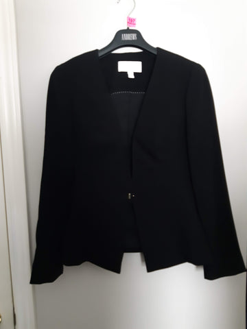 "BOSS - Hugo Boss ""Jaforma"" Crepe Blazer - Excellent Used Condition"