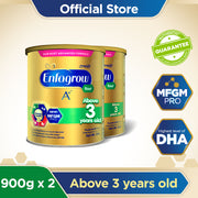 Enfagrow A+ Four Powdered Milk 900g Bundle of 2