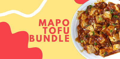 Stay Home & Bundle Up - Mapo Tofu Recipe