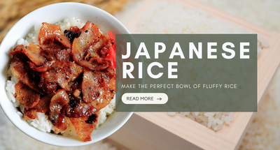Fluffy Japanese Rice Recipes