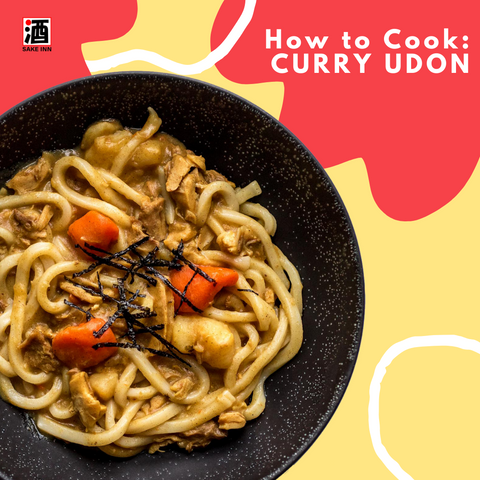 Sake Inn Curry Udon Recipe