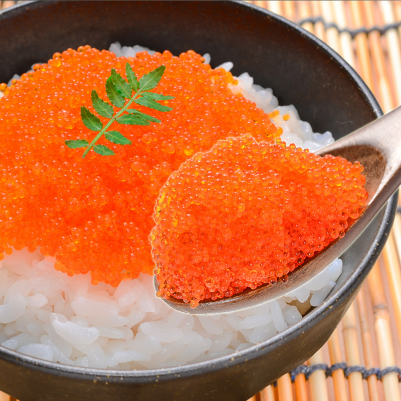 Premium Tobiko (Flying Fish Roe)