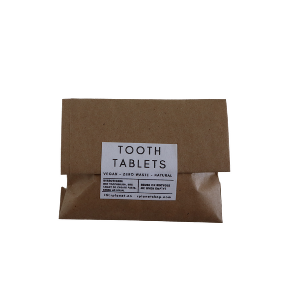 Tooth Tablets