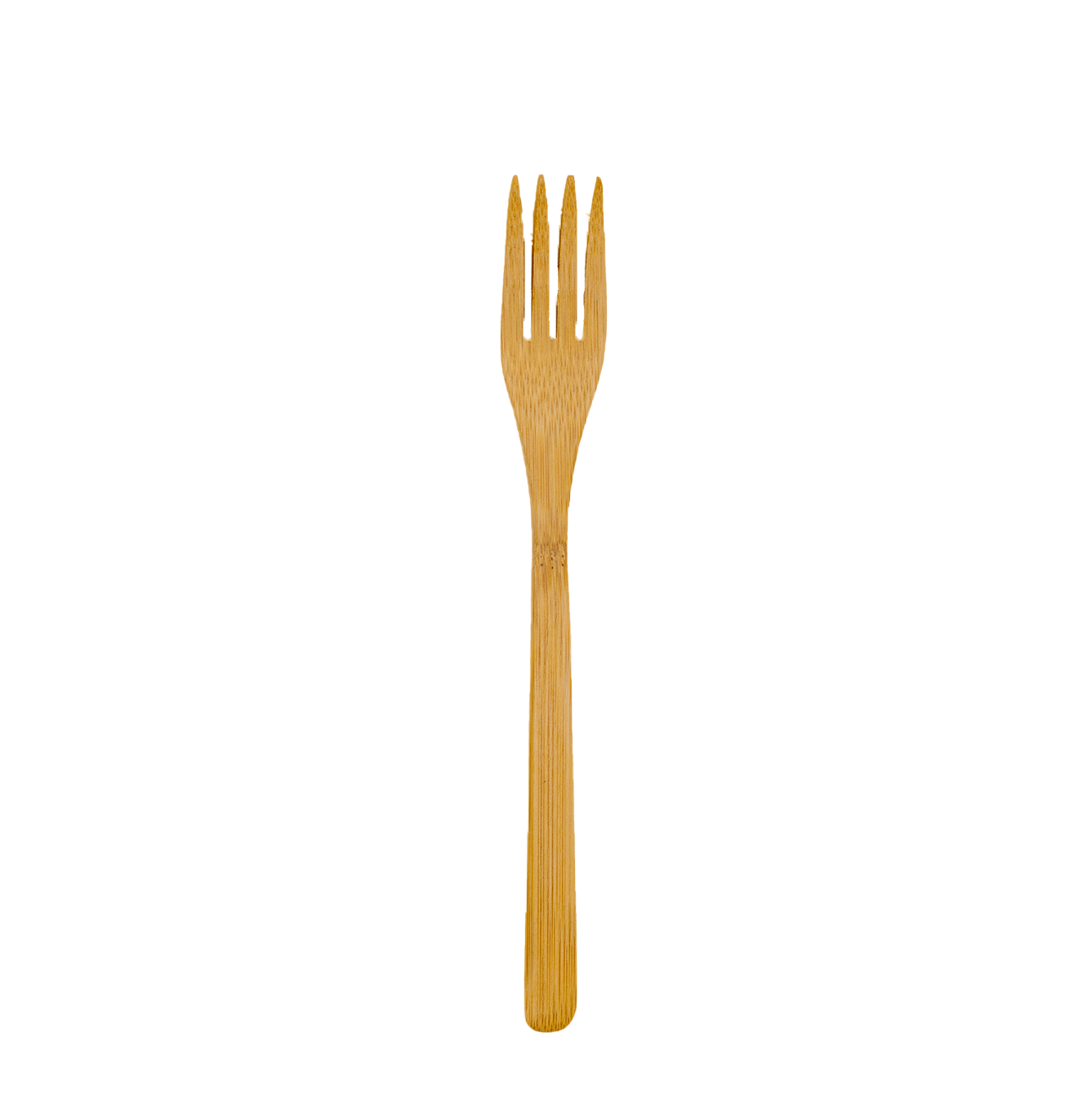 We get it, sometimes you only need a piece to the set! Our individual Bamboo Fork is here for you if you lost your old set or just want to start with chopsticks. Bamboo is the most sustainable plant on Earth and can be composted at the end of its use. Shipped and packaged 100% plastic free. Shop now at rplanetshop.com.