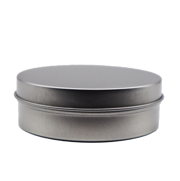 Aluminum Travel Tin