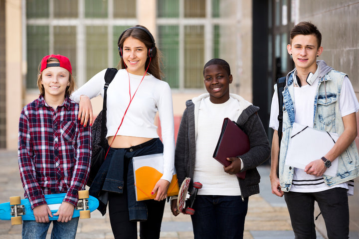 School Dress Code: Look Stylish in School without Crossing the Line