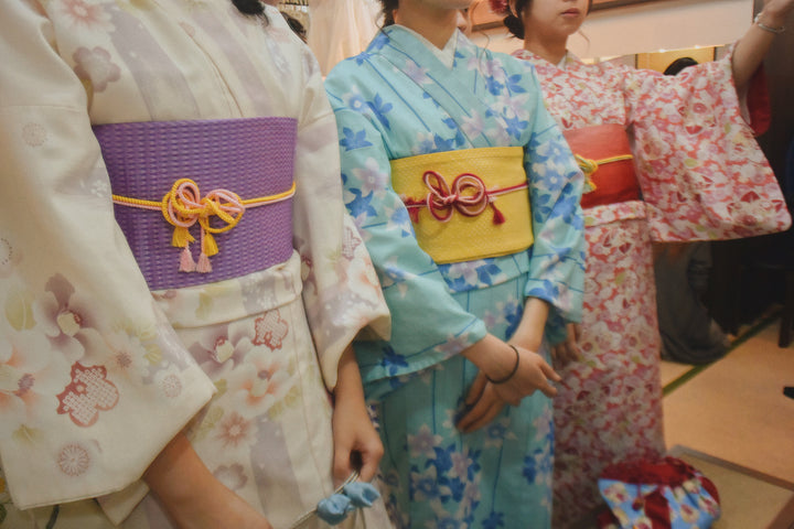 Japanese Kimono vs Yukata: Key Differences & How to Wear