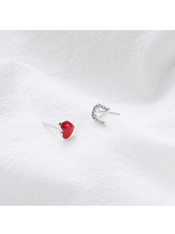 Modakawa Accessories Red Heart