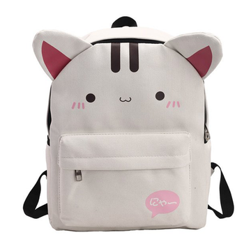 Modakawa Backpack Japanese Kawaii Animal Backpack