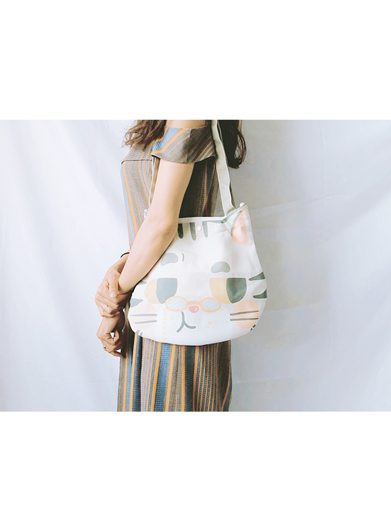 Modakawa Bag Default Title Kawaii Cat Handbag