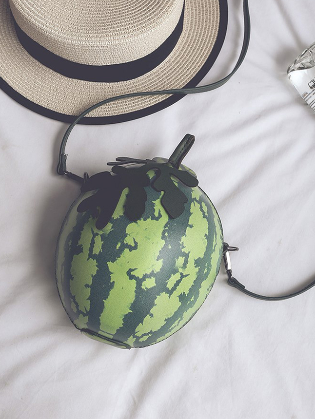 Modakawa Bag Default Title Watermelon Crossbody Bag