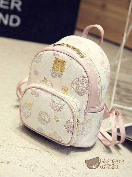 Modakawa Bag Ice Cream 1 Ice Cream Small Backpack