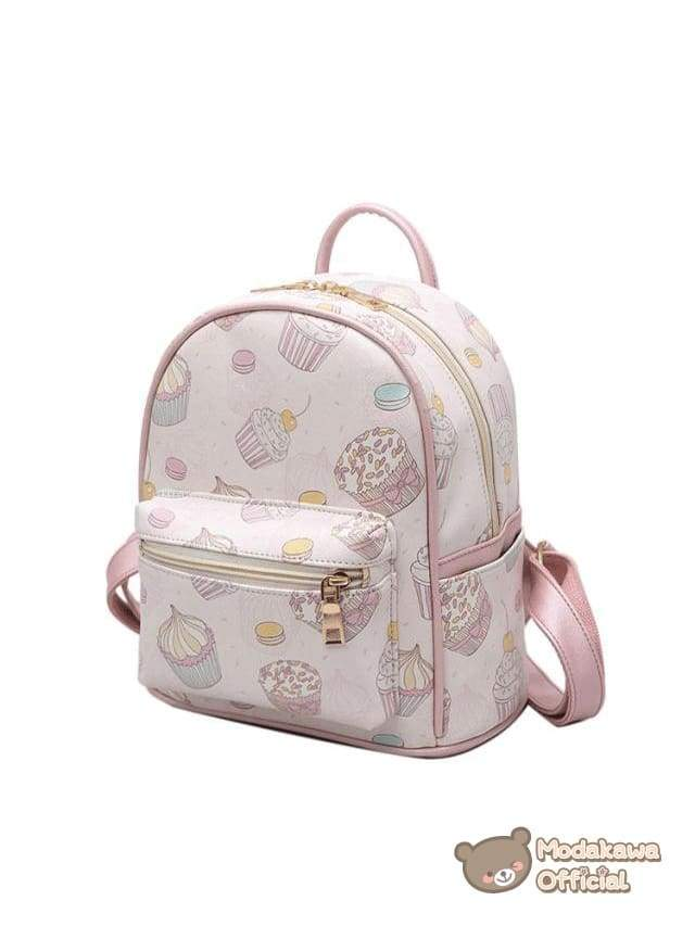 Modakawa Bag Ice Cream 2 Ice Cream Small Backpack