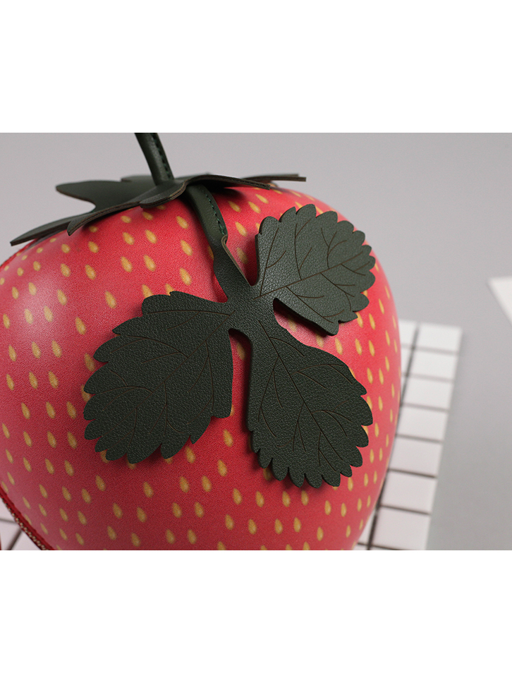 Modakawa - cosplay store - Bag - Strawberry Crossbody Bag