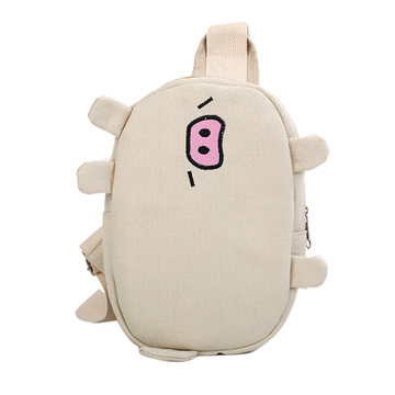 Modakawa Crossbody Bag Cartoon Pig Crossbody Bag
