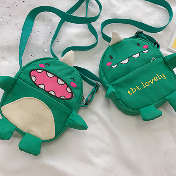 Modakawa Crossbody Bag Korean Little Monster Crossbody Bag