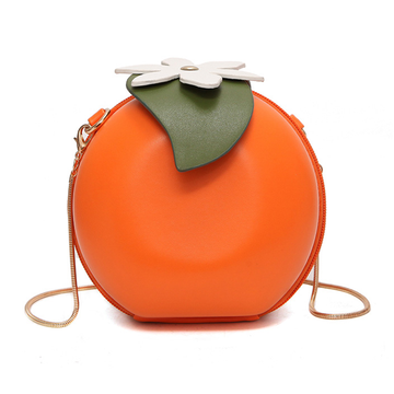 Modakawa Crossbody Bag Orange Crossbody Bag