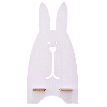 Modakawa Cute Things White / One Size Korea Kawaii Bunny Mobile Phone Bracket