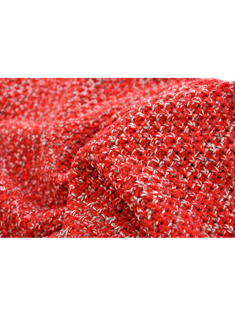 Modakawa Pink Candy Colors Mermaid Tail Acrylic Blanket 80X180CM