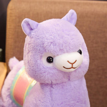 Modakawa Plushies Alpaca Cartoon Plush Toy
