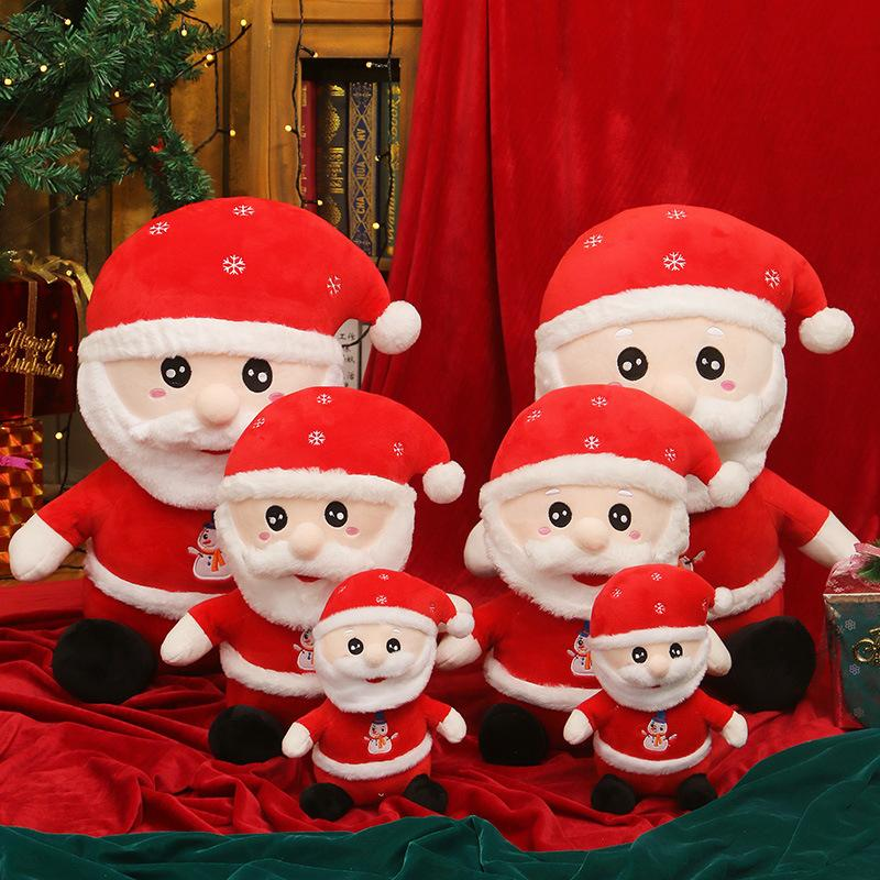 Modakawa Plushies Christmas Santa Claus Pillow Plush Toy