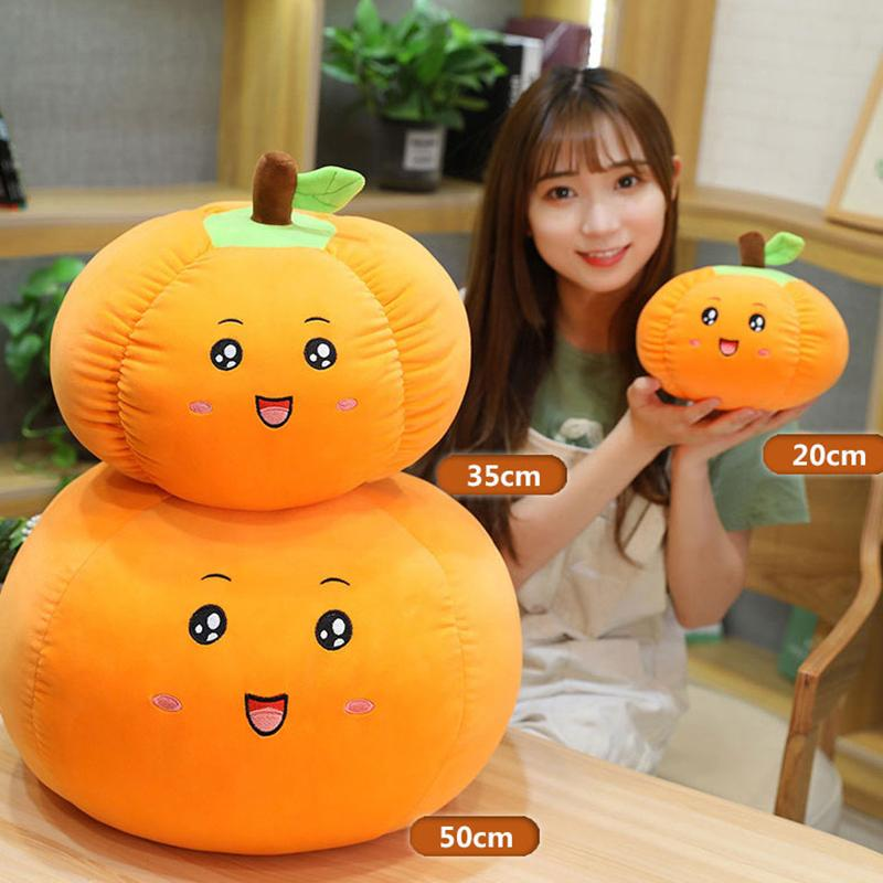 Modakawa Plushies Halloween Pumpkin Pillow Plush Toy