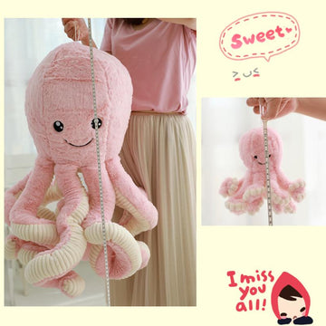 Modakawa Plushies Octopus Cartoon Plush Toy