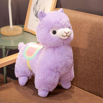 Modakawa Plushies Purple / 35cm/13.8in Alpaca Cartoon Plush Toy